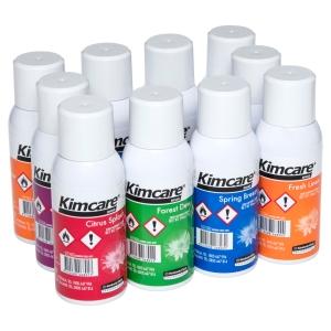6895 Kimcare* Micromist Multi-Fragrance Pack - Pack of 10