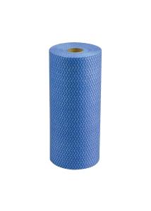 ITALPLAST WIPES ROLL 60 SHEETS 30M BLUE - EACH