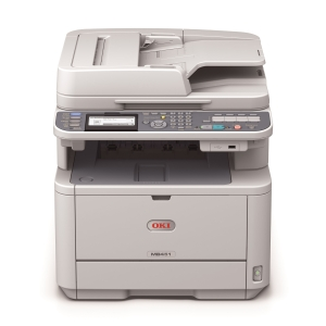 OKI MB451DNW MULTIFUNCTION MONO PRINTER - EACH