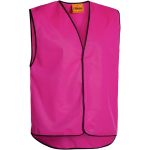 DAY VEST SMALL FLUORO PINK