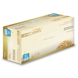 GLOVEON COATS NITRILE DISPOSABLE GLOVES MEDIUM - BOX OF 200