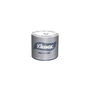 4737 Kleenex® Executive Toilet Tissue, 2 ply, White, 300 sheets/roll - Box of 48