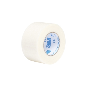 3M MICROPORE PAPER TAPE 25MMX9.1M - EACH