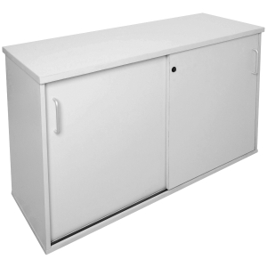 RAPIDLINE VIBE  CREDENZA 1800W X 450D X 730H GREY - EACH