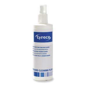 LYRECO WHITEBOARD CLEANING FLUID 250ML - EACH