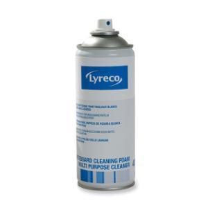 LYRECO WHITEBOARD CLEANING FOAM 400ML - EACH