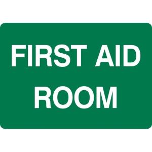TRAFALGAR FIRST AID ROOM SIGN - EACH