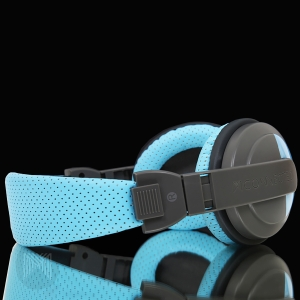 MCONNECTED SOUNDSTORM CORDED HEADPHONES BLUE - EACH