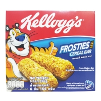 KELLOGG S FROSTIES CEREAL BAR 26G - PACK OF 6