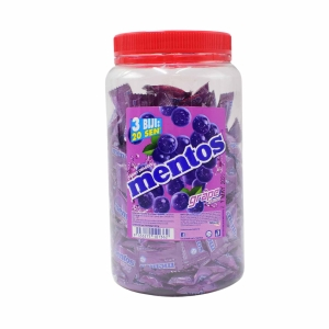 MENTOS GRAPE SWEETS - PACK OF 330