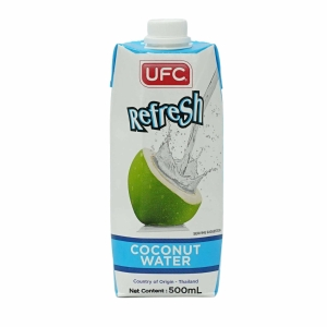 UFC COCONUT WATER 500ML - PACK OF 12