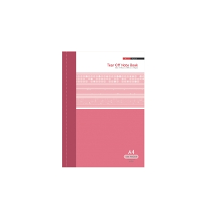 Uni Micro-Proforaetd Tear Off Notebook - 120 Pages