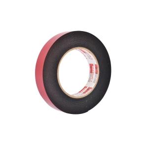 Apollo Heavy-Duty Double Sided PE Black Foam Tape 18mm X 8m