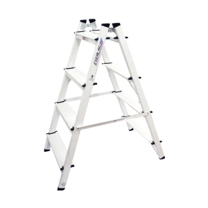 YDL04 4-STEP DOUBLE SIDE  DELUXE LADDER