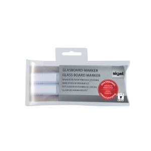 GL 715 Glassboard Marker - Pack of 2