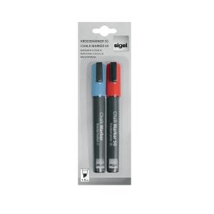GL 183 Chalk Marker - Pack of 2