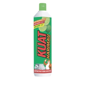 KUAT HARIMAU LIME DISH WASHING LIQUID 900ML