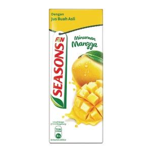 Season Mango Juice Tetra 250ml - Pack of 6