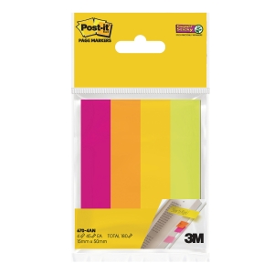 POST-IT ® SUPER STICKY PAPER PAGEMARKERS