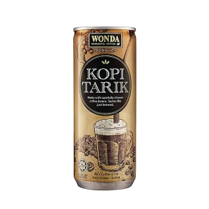 Wonda Kopi Tarik Cans 240ML Pack of 24