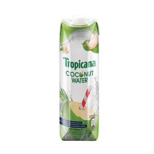 Tropicana Coconut Water 1l - Pack of 12