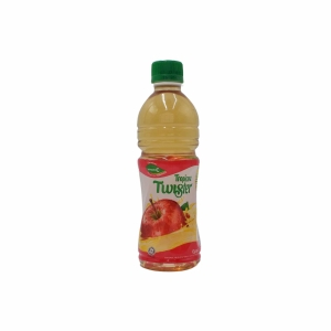 Tropicana Twister Apple 335ml - Pack of 24