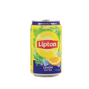 Lipton Ice Lemon Tea Can 300ml - Pack of 24