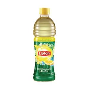 Lipton Ice Green Tea Lemon 450ml - Pack of 24