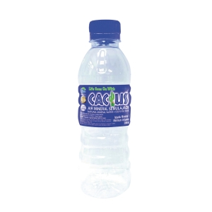 Cactus Mineral Water 300ml - Box of 40