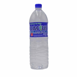 Cactus Mineral Water 1.5l - Box of 12