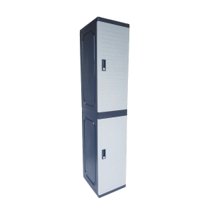 Artrich SPL-02 Two Tier Plastic Locker