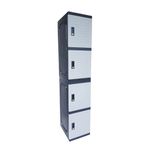 Artrich SPL-04 Four Tier Plastic Locker