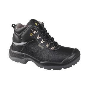 Deltaplus Sault2 Boots S3 SRC ESD Black - Size 39
