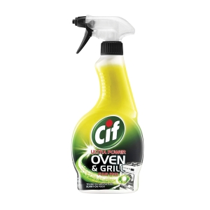 CIF Ultra Power Oven and Grill Cleaner 700ml