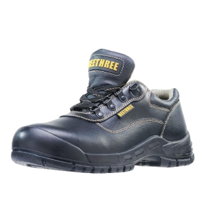 Bee Three 8831 Lace-Up Safety Shoes S3 - Size 42