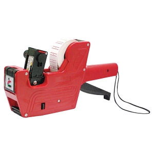 Suremark Price Label Printer 8 Digits Red
