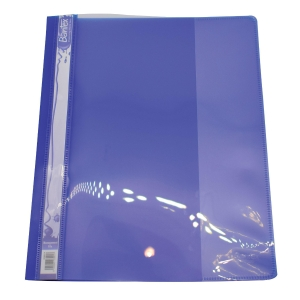 Bantex A4 Management File - Blue - Pack of 12