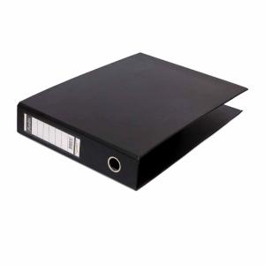 Bantex PVC Lever Arch File A3E 3 Inch Black