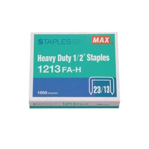 MAX No.23/13 (1213FA-H) Staples - Box of 1000