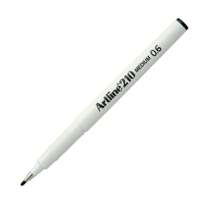 ARTLINE 210 FINELINER BLACK PEN 0.6MM