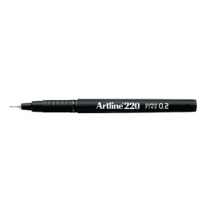 Artline Sign Pen 0.2mm Line Width Black