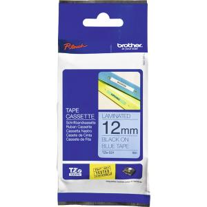 Brother TZE-531 Tape 12mm x 8m Black on Blue