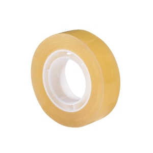 Lyreco Budget Clear Tape 5/8 inch x 36yd