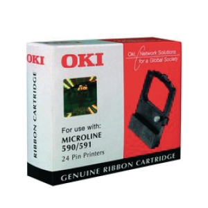 OKI ML590/591 ORIGINAL BLACK PRINTER RIBBON