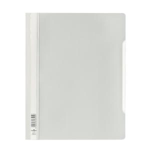 Durable Clear View A4 Folder White