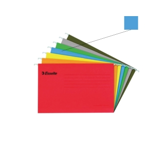 Esselte Pendaflex Suspension File A4 Blue - Box of 25