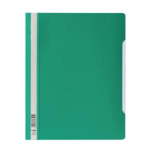 Durable Clear View A4 Folder Green