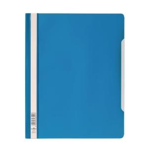 Durable Clear View A4 Folder Blue