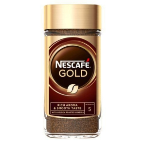Nescafe Coffee Gold Original INT5 - Bottle of 200g
