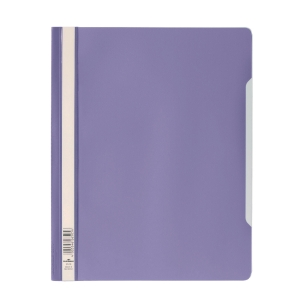 DURABLE CLEAR VIEW LILAC A4 FOLDER